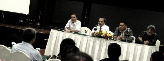Deputi Bidang Hukum dan Penyelesaian Sanggah buka seleksi
