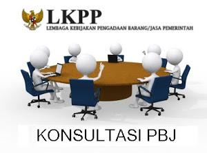 Konsultasi Pengadaan Barang Jasa Pemerintah